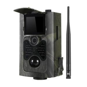 Fototrappola da caccia HC-550LTE 4G con MMS e email