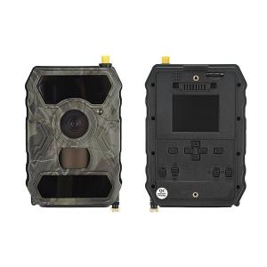 Fototrappola da caccia mimetica 3G con MMS, email e supporto APP