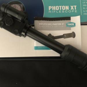 Visore notturno digitale cannocchiale Yukon Photon XT 4.6x42S USATO