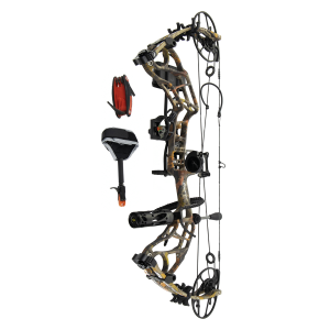 Arco Booster XH 28.1 + Pacchetto Ready To Hunt Camo