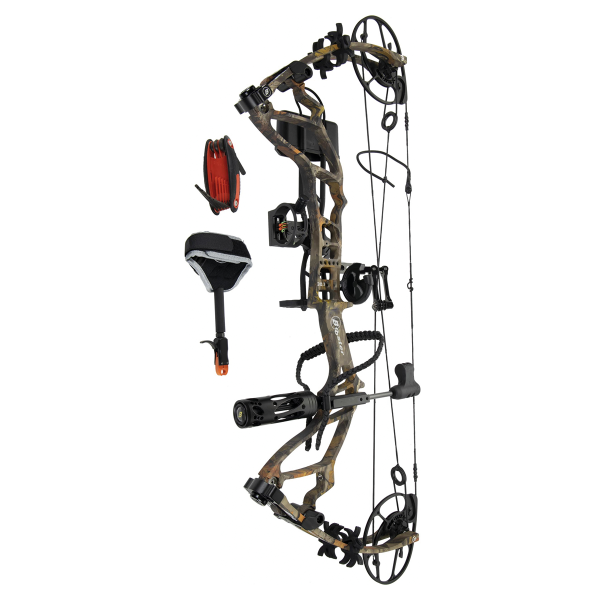 Arco Booster XH 30.1 + Pacchetto Ready To Hunt Camo