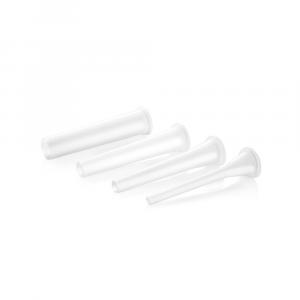 Imbuti in plastica per insaccatrice Tre Spade