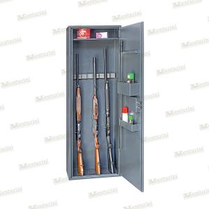 Armadio blindato Venturini per 9/10 fucili