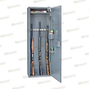 Armadio blindato Venturini per 9/10 fucili con tesoretto