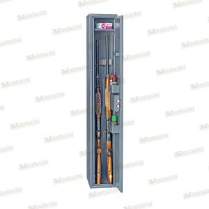 Armadio blindato Venturini per 2/3 fucili