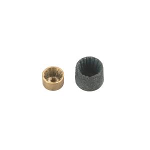 Contro-bobine in ottone