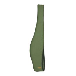 Fodero per carabina Venturini in cotone verde 100% con strappi laterali