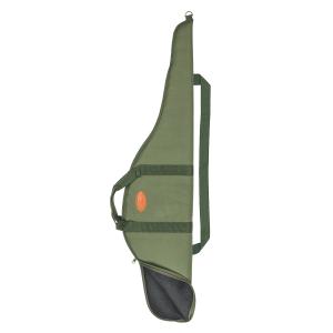 Fodero per carabina Venturini in poliestere verde con tracolla regolabile e maniglia