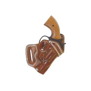 Fondina posteriore Venturini in cuoio Marrone