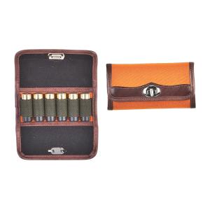 Giberna per fucile Venturini in Cordura DuPont Arancione