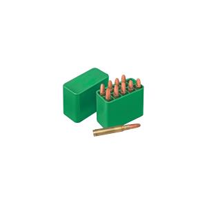 Scatola porta munizioni per carabina Venturini in plastica (10 pallottole cal. 308 W - 300 W - 30.06)