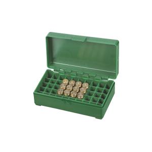 Scatola porta munizioni per pistola Venturini in plastica (50 pallottole cal. 9 mm)