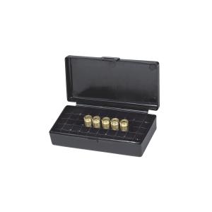 Scatolina porta munizioni Venturini in PP (50 pallottole cal. 40 - 45)