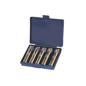 Scatolina porta strozzatori Venturini in PP (5 strozzatori 100 mm)