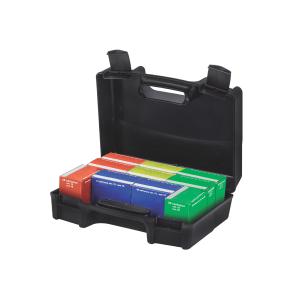 Valigetta porta cartucce Venturini in PP (10 scatole x 25 cartucce cal. 12)