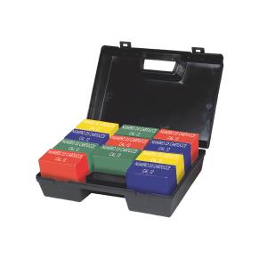 Valigetta porta cartucce Venturini in PP (11 scatole x 25 cartucce cal. 12)