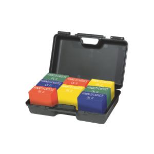 Valigetta porta cartucce Venturini in PP (8 scatole x 25 cartucce cal. 12)