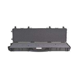 Valigia porta carabina con ottica o fucile Venturini Explorer Cases in resina antiurto a tenuta stagna