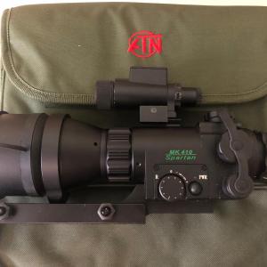 Visore notturno cannocchiale ATN Aries MK 410 Spartan USATO