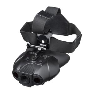 Visore notturno digitale Bresser NV 1-2x con supporto per testa