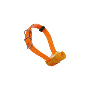 Collare aggiuntivo Num'Axes Canibeep Radio Pro Arancione