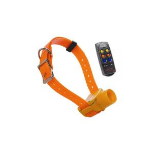 Sistema di localizzazione Num'Axes Canibeep Radio Pro Arancione