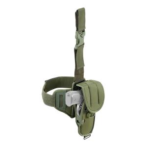 Fondina cosciale ambidestra Defcon 5 con estensore per pistola Mod. 2004