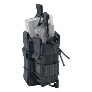 Taschina porta caricatore doppio per pistola e fucile d'assalto Defcon 5 Shadow M4/PALC Mix Nero