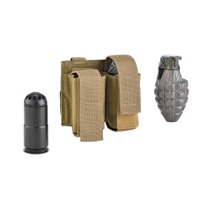 Porta granate doppio Defcon 5 Coyote Tan