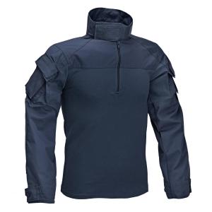 Combat shirt a maniche lunghe Defcon 5 - Blu Navy