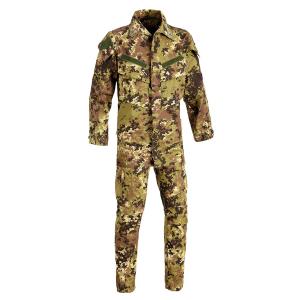 Mimetica uniforme da servizio e combattimento Defcon 5 a taglio italiano - Vegetato Italiano
