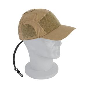Cappellino tattico Defcon 5 regolabile - Coyote Tan