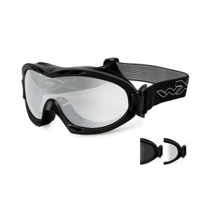 Goggle Wiley X Nerve + 2 lenti