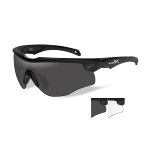 Occhiali tattici da sole Wiley X Rogue + 2 lenti