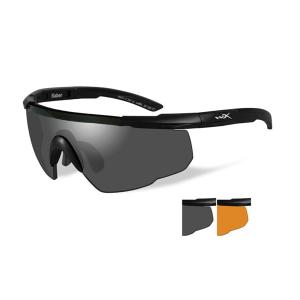 Occhiali tattici da sole Wiley X Saber Advanced + 2 lenti