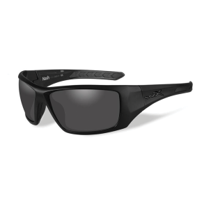 Occhiali da sole tattici Wiley X Nash Black Ops Edition (lenti X Filter 8™ Polarized Smoke Grey)