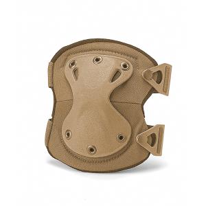 Protezioni per ginocchia Defcon 5 con sistema di sgancio rapido - Coyote Tan