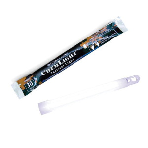 Chemilight Cyalume Bianco 8H (10 pezzi)