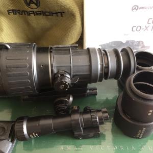 Visore notturno Clip-On Armasight by Flir CO-X HDI MG 2 Gen + 2 adattatori USATO