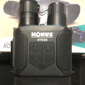 Visore notturno digitale binoculare Konus Konuspy-9 USATO